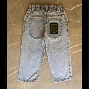 3 for $20  Baby GAP vintage jeans